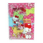 Note Book Set Hello Kitty Miss Hug