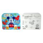 Mickey Invitation Card