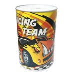 Racing Team Coin Bank
