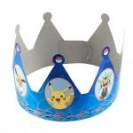 Pokemon Crown Party Hat