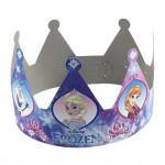 Frozen Crown Party Hat