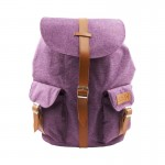 Sanwa Backpack Import Purple