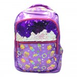 Sanwa Backpack Sequin Ice Cream