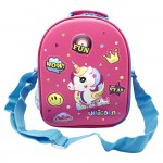Hardtop Cover Lunch Bag Unicorn A