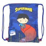 Drawstring Bag Superman Chibi