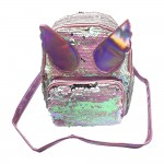 Sanwa Mini Backpack Reverse Sequin Wings