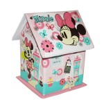 Coin Bank (House-Big) Minnie Mouse