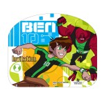Ben10 Invitation Card