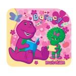 Barney Invitation Card