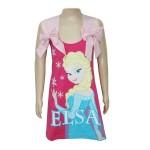 Tanktop Dress Frozen Elsa