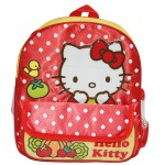 Hello Kitty Toddler Backpack (yellow)