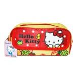Hello Kitty Utility Pouch / Pencil Case (yellow)